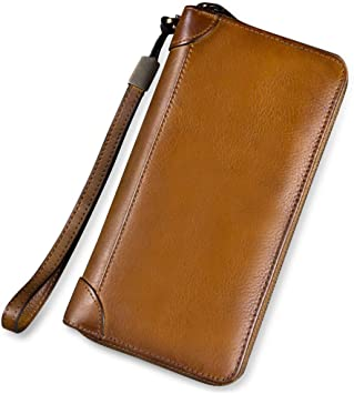 leather wallets for women