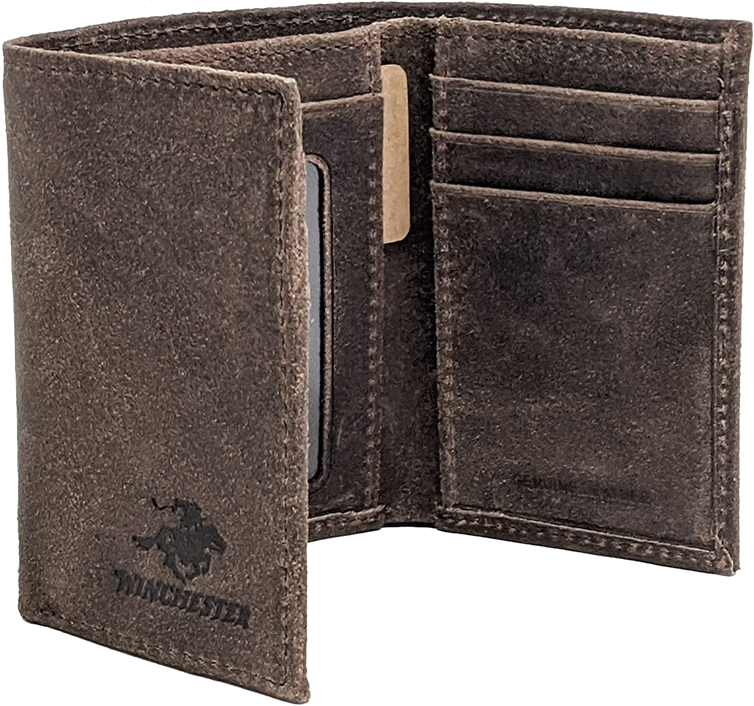 mens trifold wallet